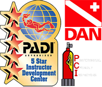 PADI 5 star IDC in Chicago